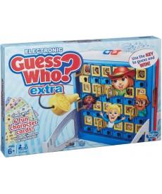 Hasbro Találd ki! Extra - Guess Who Kulcsos Társasjáték B2226498