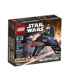 LEGO Star Wars Krennic Imperial Shuttle Microfightere 75163
