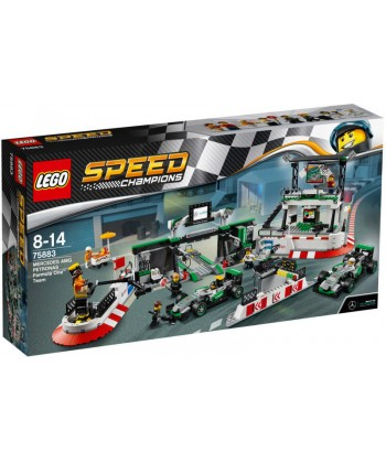 LEGO Speed Champions Mercedes AMG Petronas 75883
