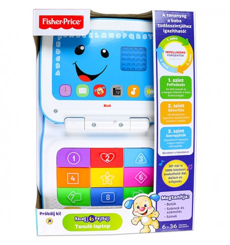 Tanulo laptop fisher price 11DTN09