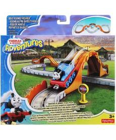 Thomas Adventures Klasszikus pályacsomag híddal DYV57