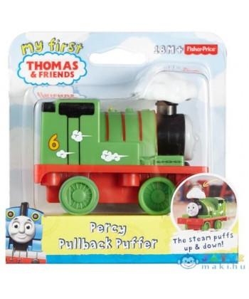 Thomas felhúzható mozdonyok - Percy (zöld) DGK99
