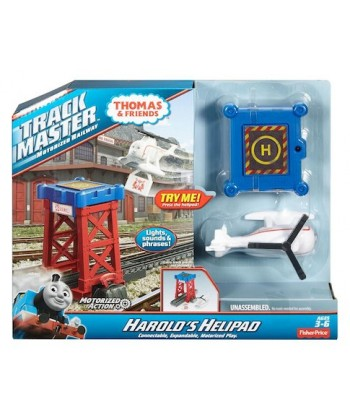 Thomas Track Master mentőállomások - Harold leszállóhelye DFM64