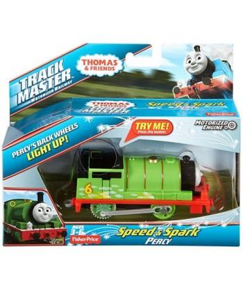 Thomas TrackMaster szikrázó mozdony - Percy DVF86