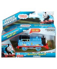 Thomas TrackMaster szikrázó mozdony DVF86