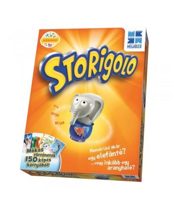 Megableu Storigolo társasjáték KEN678025