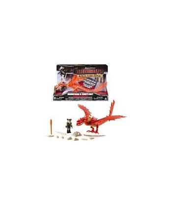 Így neveld a sárkányodat: Kampó és Takonypóc páncélozott figurák 6028214
