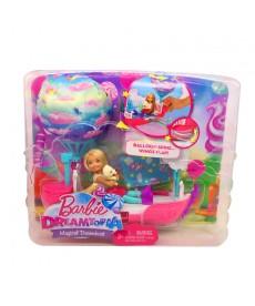 Barbie Dreamtopia: Chelsea varázslatos álomhajója DWP59