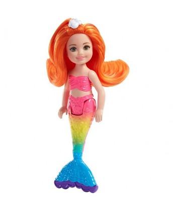 Barbie Dreamtopia Mini sellő baba FKN03
