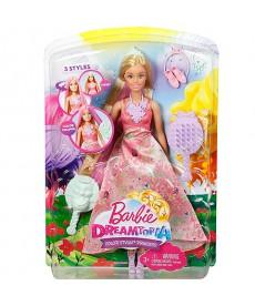 Barbie Dreamtopia Hajvarázs szőke hercegnő baba DWH41