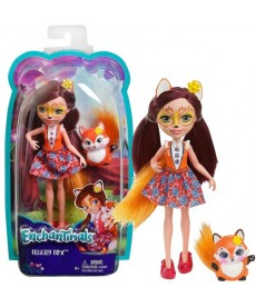 Enchantimals Baba állatkával - Felicity Fox DVH87