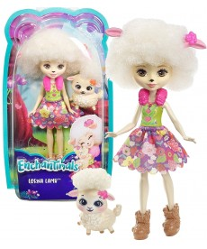 Enchantimals Baba állatkával - Lorna Lamb DVH87