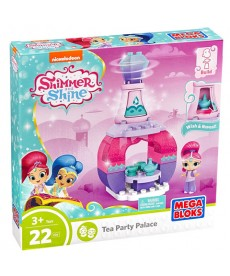 Mega Bloks: Shimmer and Shine tea party palota DXH11