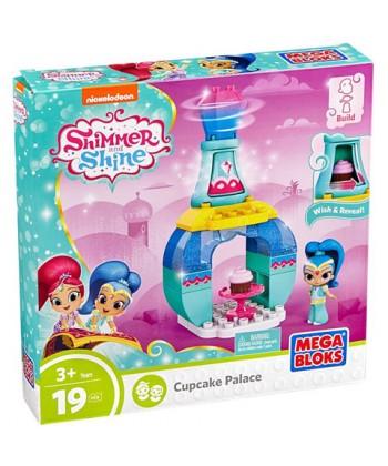 Mega Bloks: Shimmer and Shine cupcake palota DXH11
