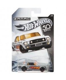 Hot Wheels 50 Jubileum: '67 Ford Mustang Cupe kisautó FRN23