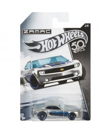 Hot Wheels 50 Jubileum: Chevy Camaro Concept kisautó FRN23