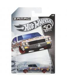Hot Wheels Zamac 50 Jubileum: '70 Buick GSX kisautó FRN23
