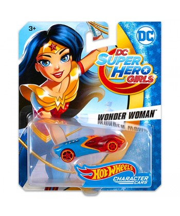 Hot Wheels DC Super Hero Girls: Wonder Woman kisautó DXN49