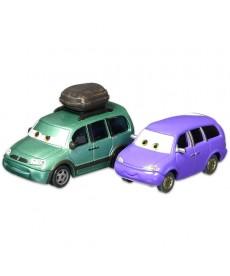 Mattel Verdák 3: Minny és Van kisautók DXV99