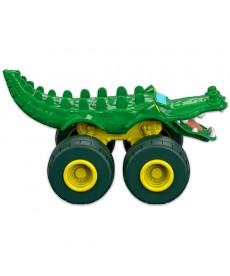 Láng és a Szuperverdák: Állatos mini Pickle járgány - Aligátorverda DYN46