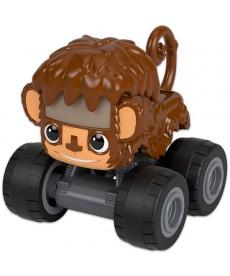 Láng és szuperverdák: Állatos mini járgány - Majom verda DYN46