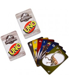 Jurassic World: Uno kártya FLK66