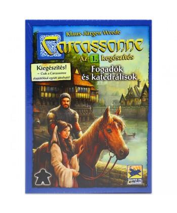 Carcassonne: Fogadók és Katedrálisok - Első kiegészítő 793899