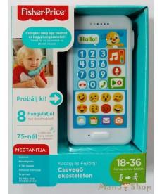 Fisher-Price: Kacagj és Fejlődj! csevegő okostelefon FPR22
