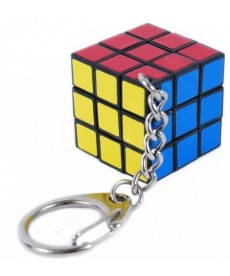 Rubik 3x3x3 Kulcstartós kocka R500306