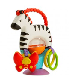 Fisher-Price: zebrás csörgőjáték FGJ11