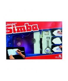 Titkos jegyzettömb szett - Simba 105954082