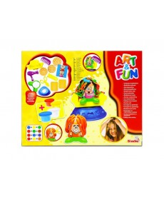 Art and Fun: Gyurmaszett hajstúdió - Simba 106329730