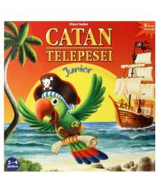 Catan telepesei junior társasjáték 794896