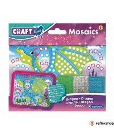 BS Craft Time Sárkány mini mozaik C7004