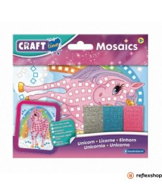 BS Craft Time Unikornis mini mozaik C7001