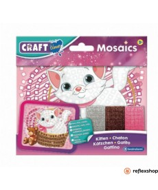 BS Craft Time Macska mini mozaik C7003