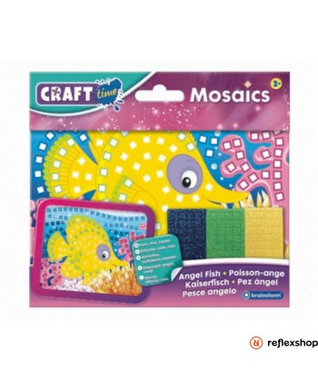 BS Craft Time Angyalhal mini mozaik C7005