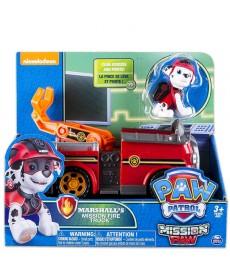 Mancs őrjárat: Marshall és tűzoltó járgánya küldetés játékszett 6031703