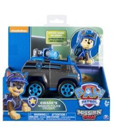 Mancs őrjárat: Chase és rendőrségi cirkálója küldetés játékszett 6031703