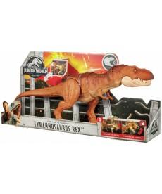 Jurassic World óriás mozgó Tyrannosaurus Rex figura FMY70