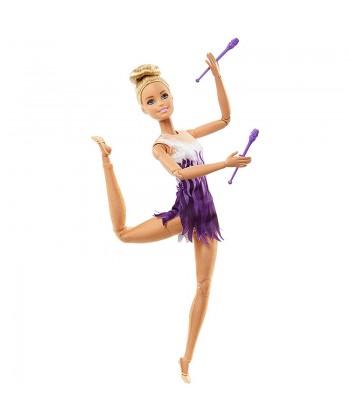Sportoló Barbie - Tornász DVF68