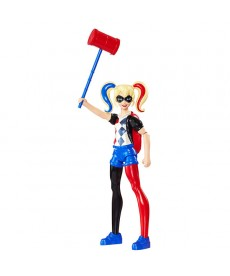 DC Super hero Girls: Harley Quienn akcióbaba DVG66
