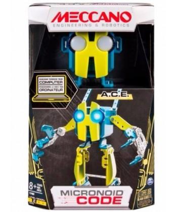 Meccano Micronoid Code Magna Programozható Robot 6037370
