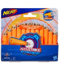 Nerf Elite Accustrike 12db-os szivacslövedék 60C0162