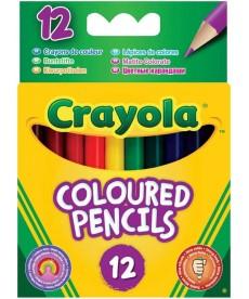 Crayola: Színes ceruza 12 darabos 4112