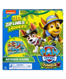 Mancs őrjárat: Létrák és csúszdák 3D társasjáték 6039202