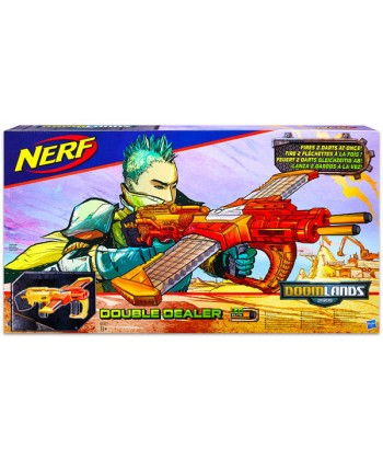 Nerf DOOMLANDS DOUBLE DEALER hasbro 60B5367