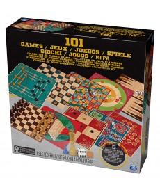 Spin Master 101 féle klasszikus társasjáték 6033154