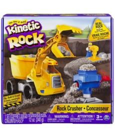 Kinetic Rock -Rock Crusher homokgyurma szett 6033177