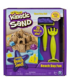 Kinetic Sand: Homokgyurma beach day szett 6037424